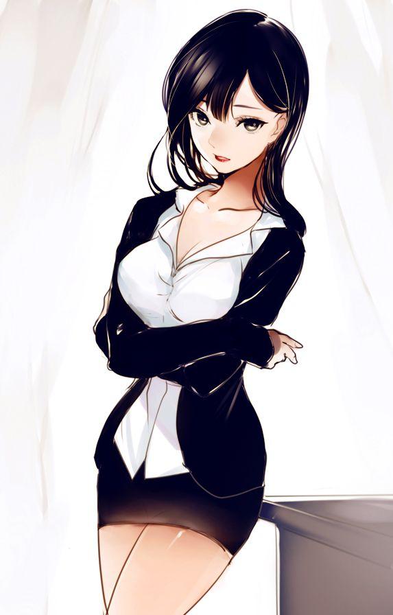 スカートスーツ 女一人 -コミック -アニメーション078