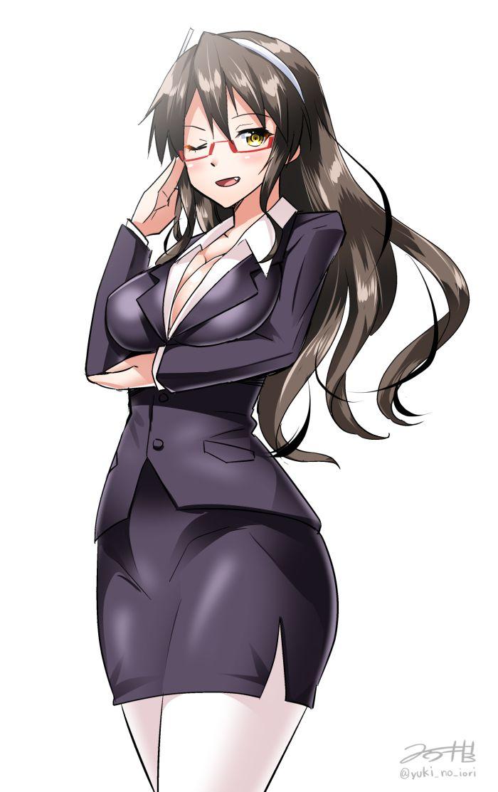 スカートスーツ 女一人 -コミック -アニメーション161