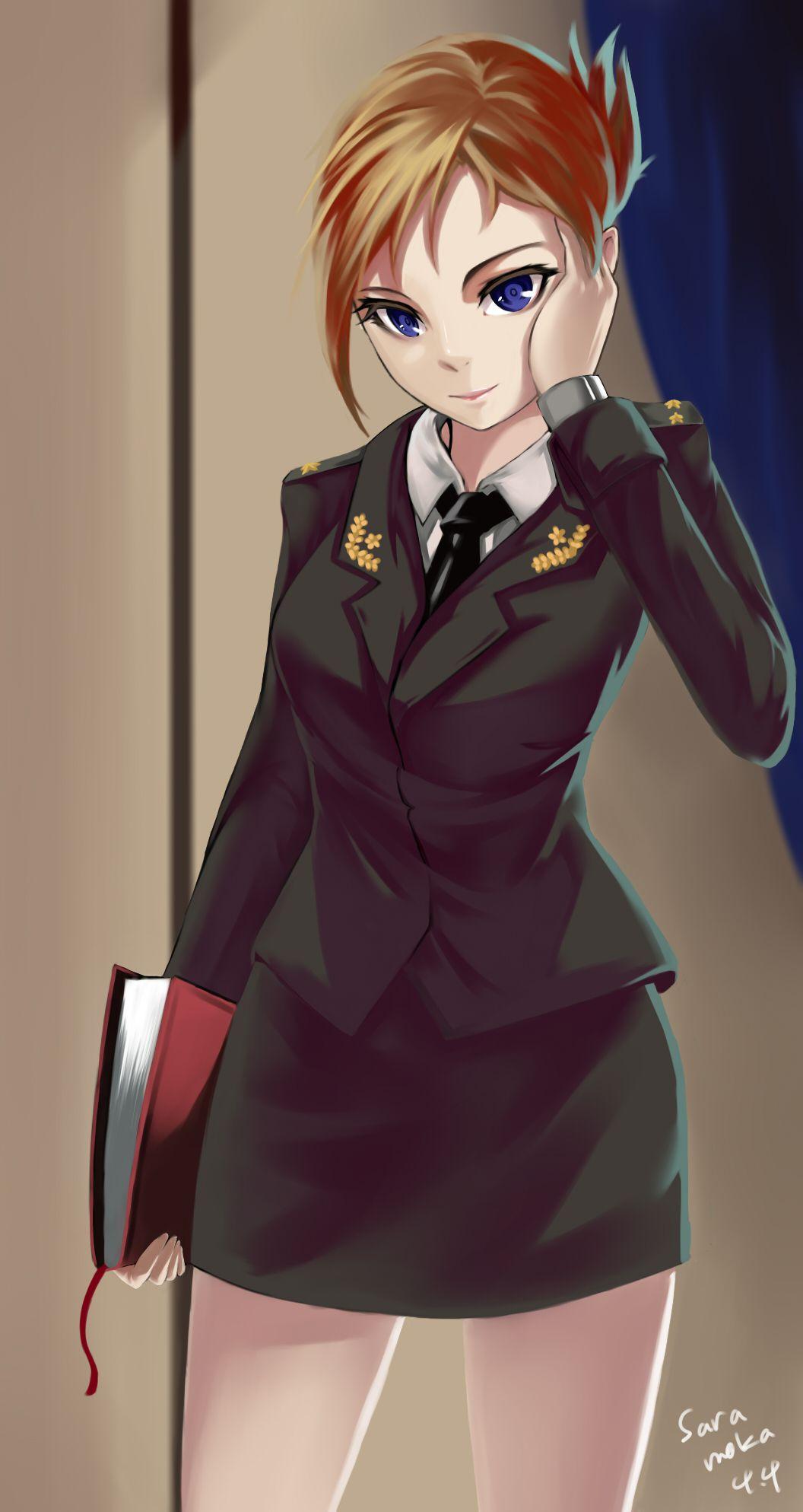 スカートスーツ 女一人 -コミック -アニメーション151