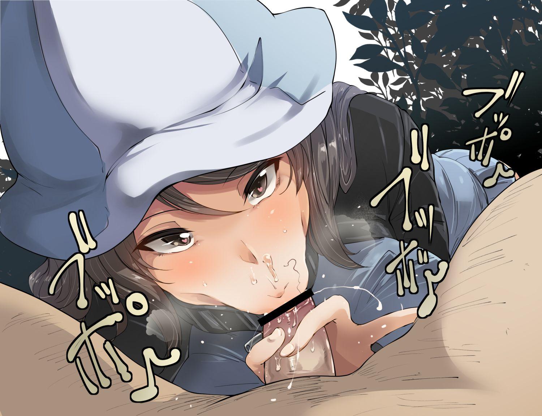 Hyottoko Blow job464