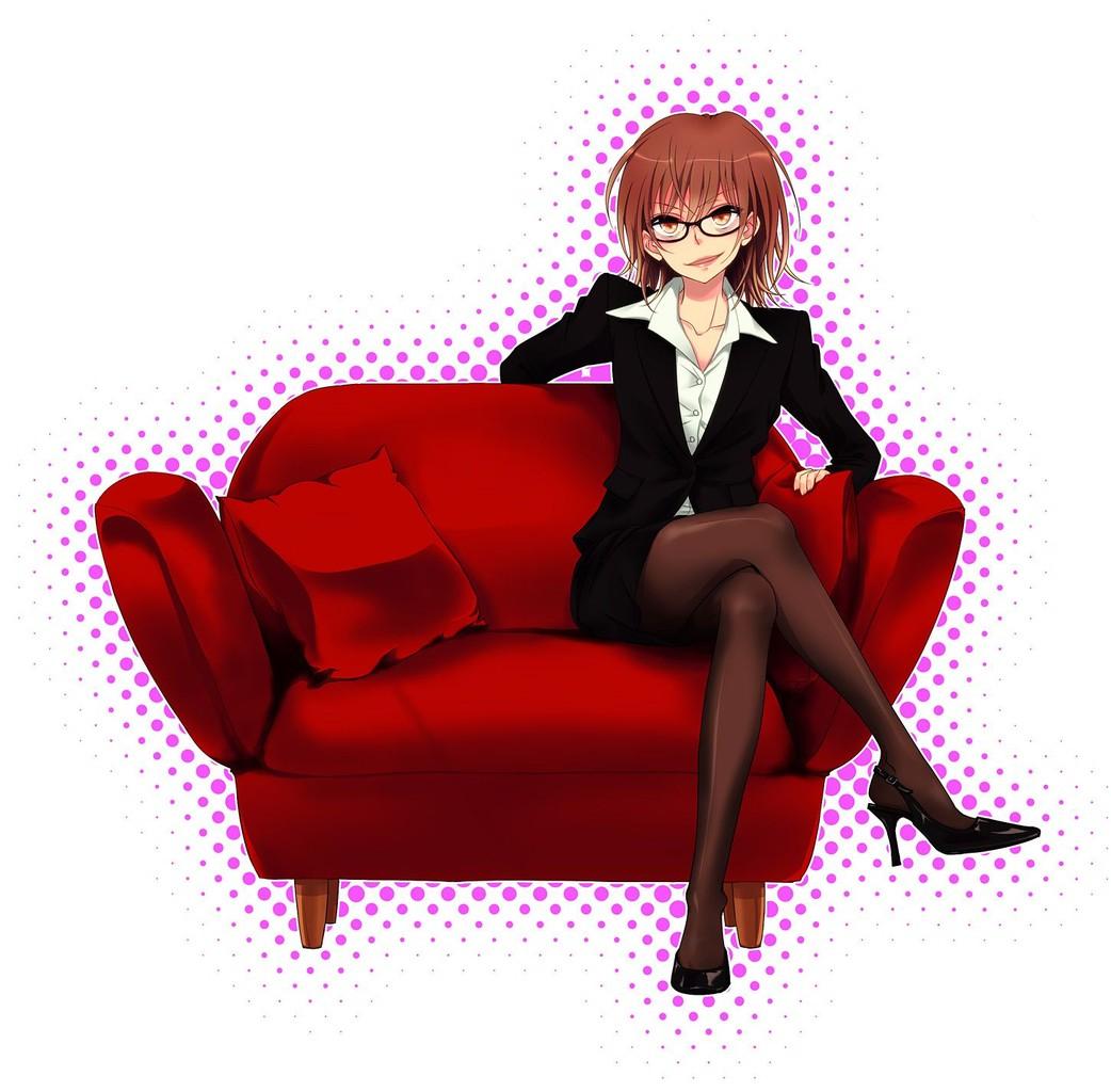 スカートスーツ 女一人 -コミック -アニメーション242