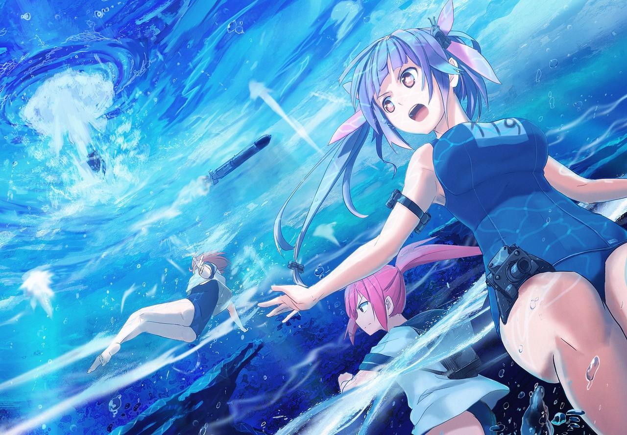i-19 Submarine (Kantai Collection)012