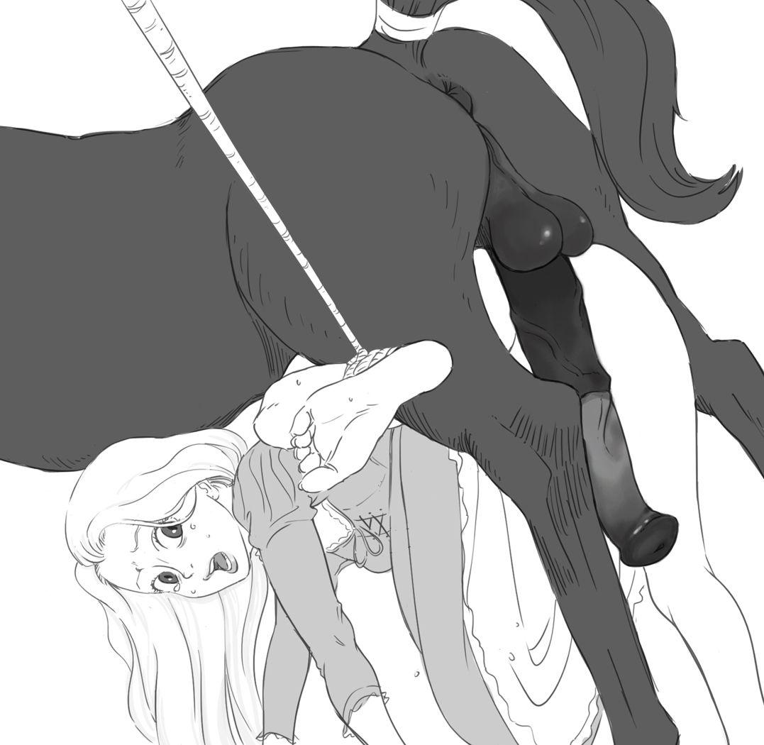 bestiality horse157
