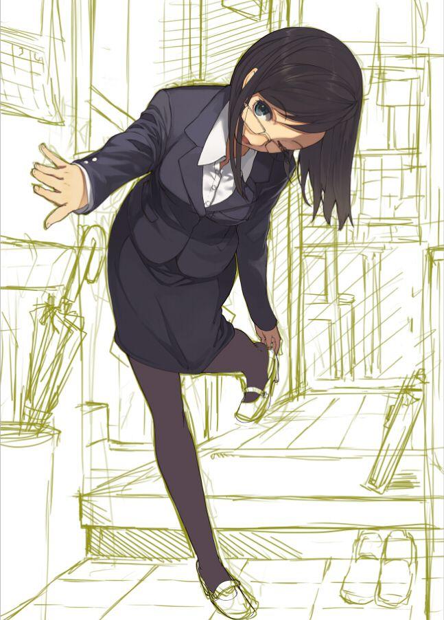 スカートスーツ 女一人 -コミック -アニメーション067