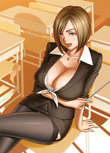 スカートスーツ 女一人 -コミック -アニメーション083
