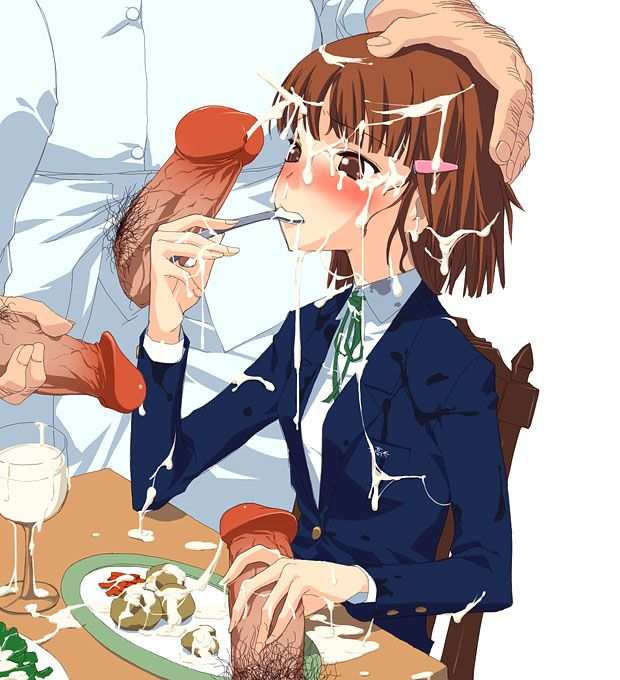 semen eating009