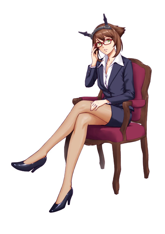 スカートスーツ 女一人 -コミック -アニメーション101
