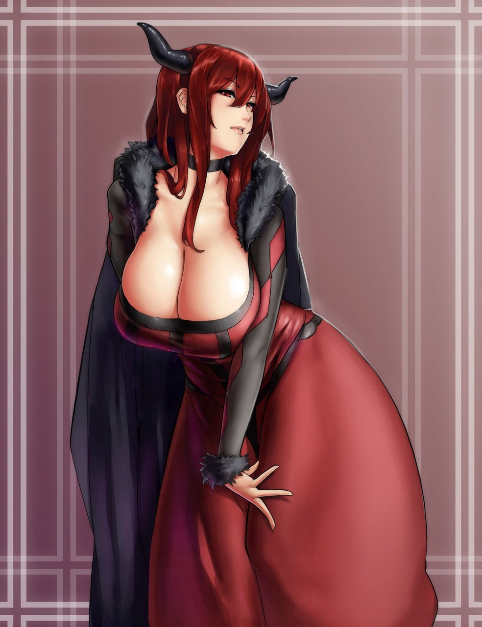 hanging_breasts leaning_forward092