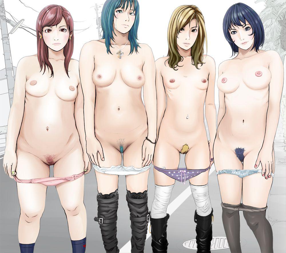 undressing pantyhose586