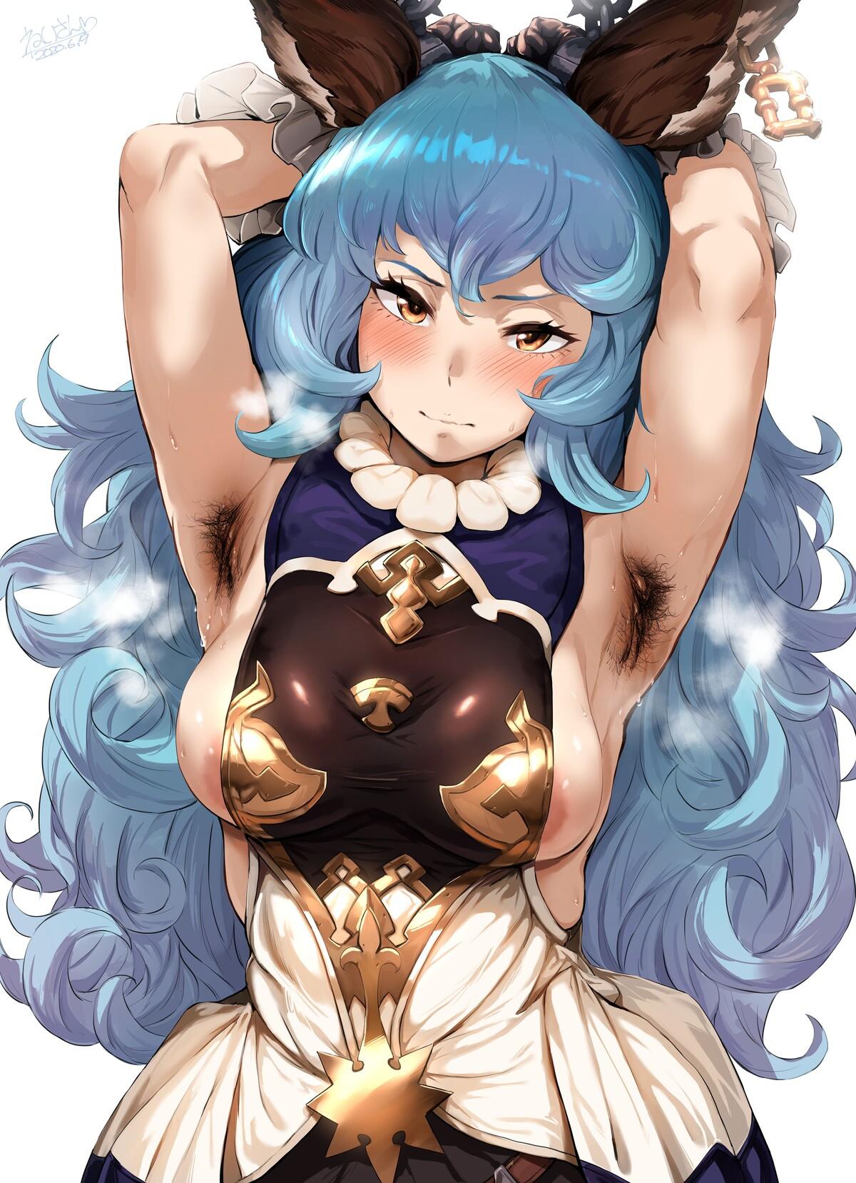 armpits hair steam011