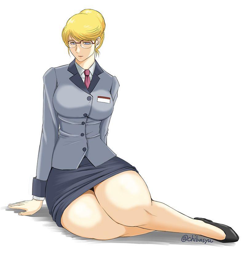 スカートスーツ 女一人 -コミック -アニメーション290