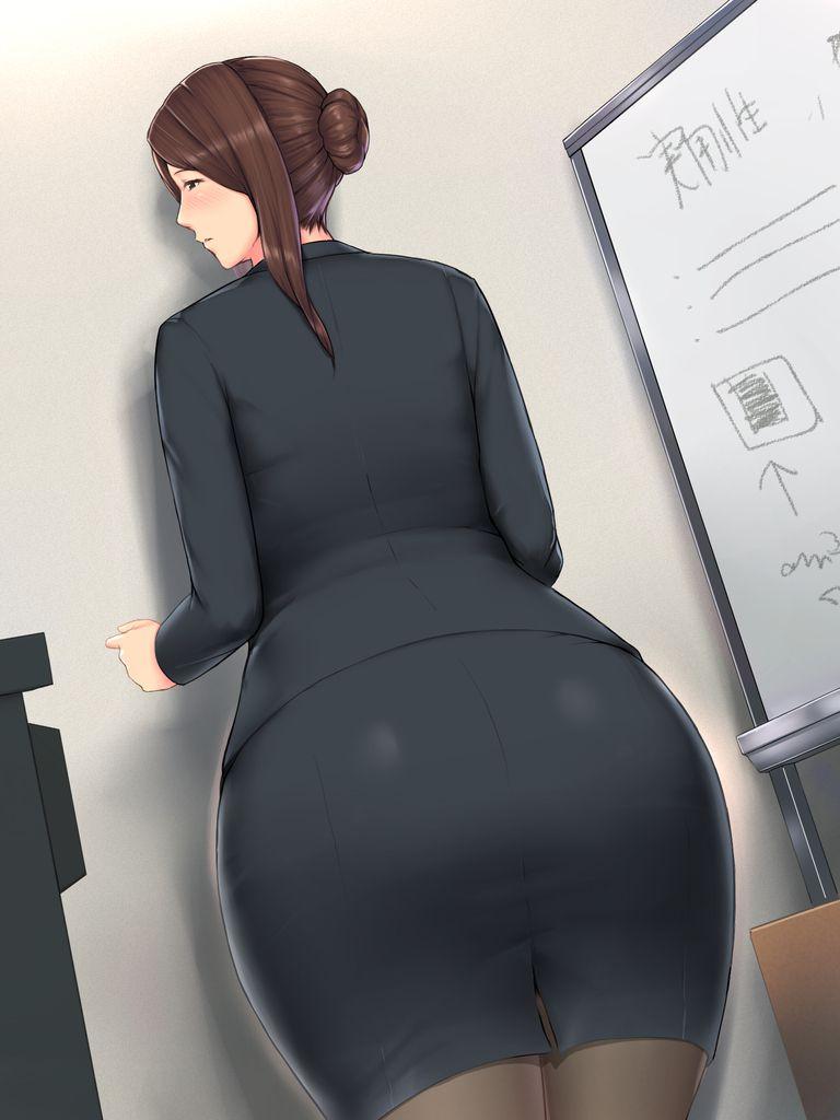 スカートスーツ 女一人 -コミック -アニメーション022