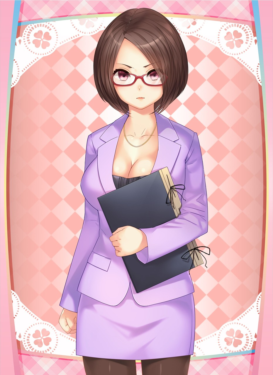 スカートスーツ 女一人 -コミック -アニメーション153