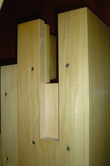 木管スリット