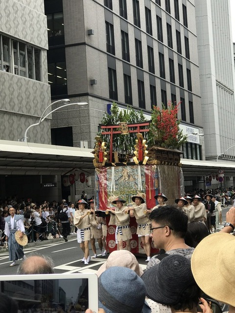 17.7.17祇園祭霰天神山