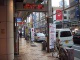 日本橋ストリートフェスタ_歩道の様子