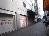 ニノミヤ_営業最終日_路地側