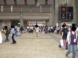 WF2005S_企業エリアの入口様子