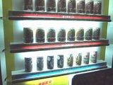 PLUS+なんばオタロード店自販機_下段が妖怪缶ジュースに