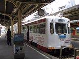 阪堺電車_恵美須町駅_車両