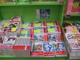 MelonBooks大阪日本橋店_ARIA_コーナー