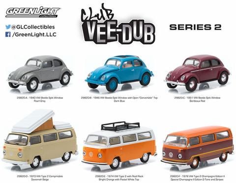 29820 - 1-64 Club V-Dub Series 2 – Group (pblast)