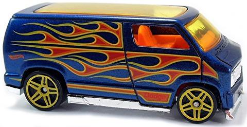 Custom-'77-Dodge-Van-z