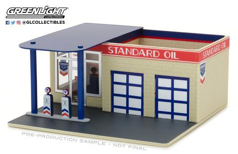 Gas-Station-Standar