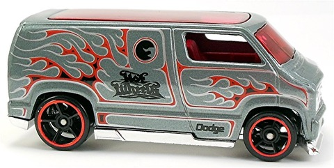 Custom-'77-Dodge-Van-b
