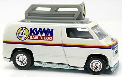 Custom-'77-Dodge-Van-s