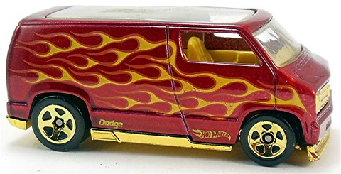 Custom-'77-Dodge-Van-o