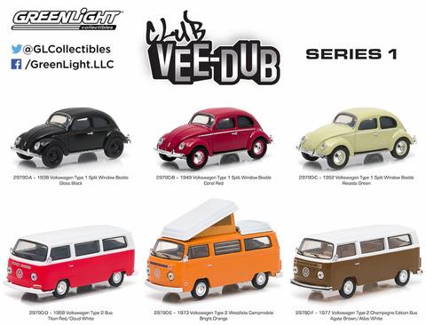 29790 - 1-64 Club V-Dub Series 1 – Group (b2b)