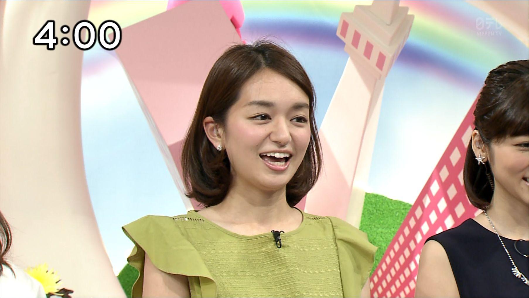 後藤晴菜 Oha!4 16/09/12:女子...
