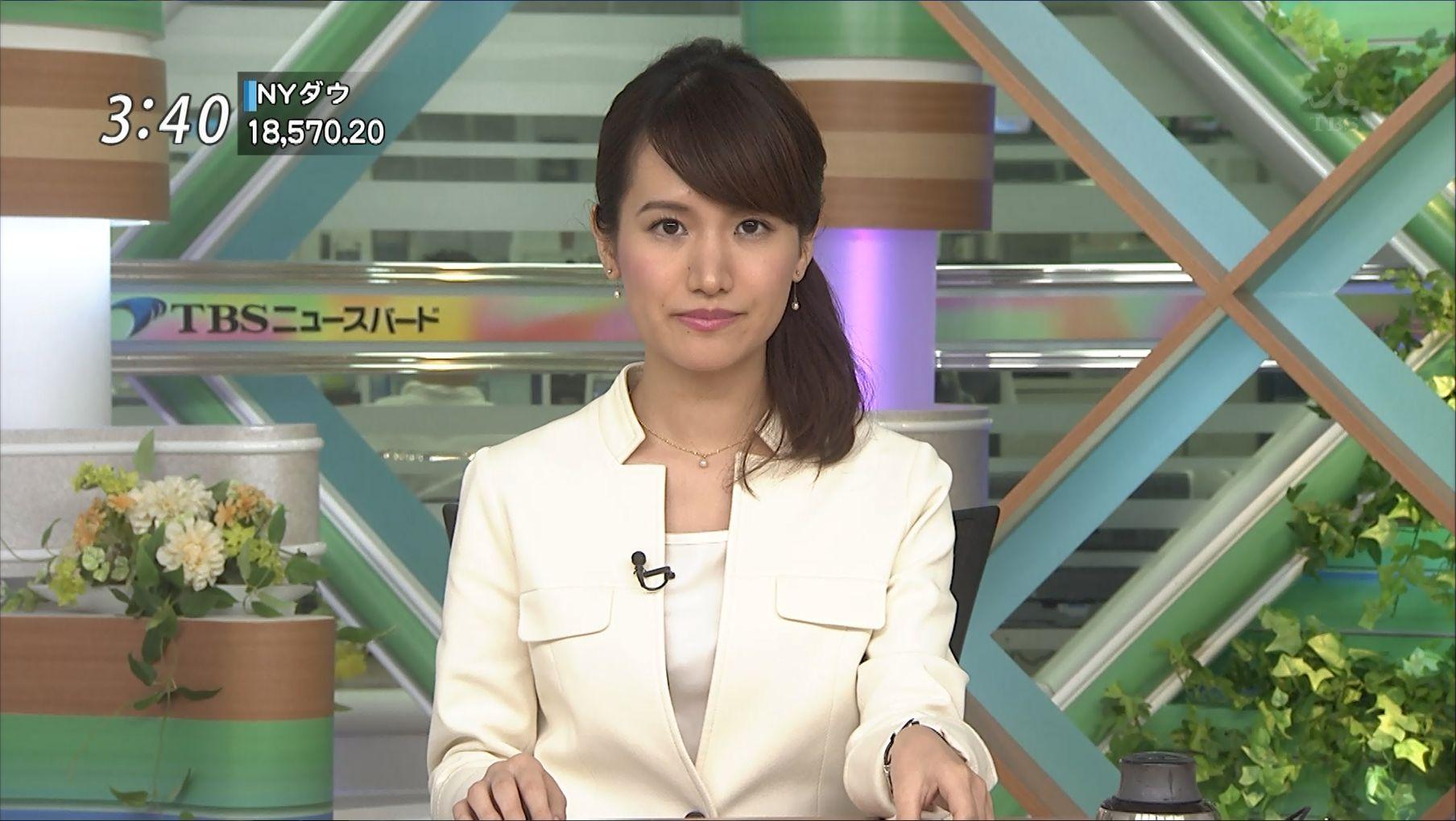 尾島沙緒里 ニュースバード 16/0...
