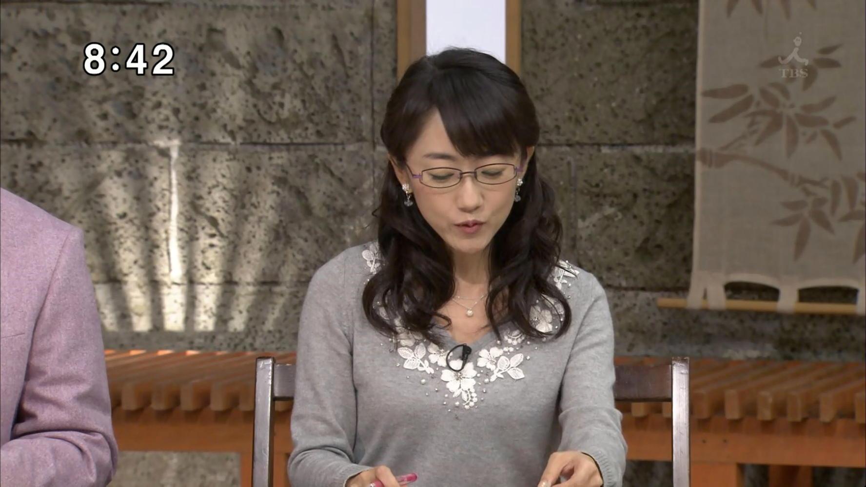 唐橋ユミ サンデーモーニング 13/11/10:女子アナキャプでも貼っておく ~Strategic Choice~