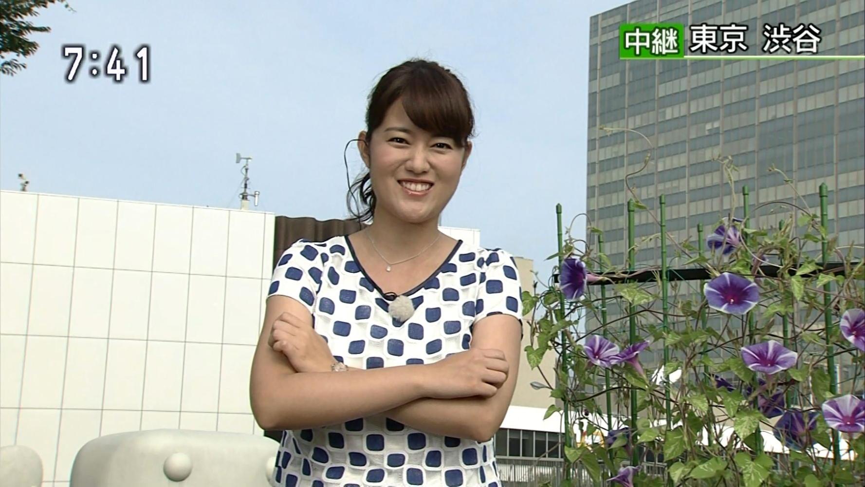 【おはよう日本】気象予報士・渡辺蘭さん Part21 ->画像>388枚