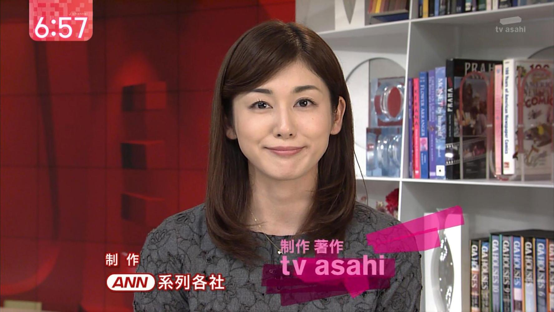 番組の最後、笑顔の加藤真輝子
