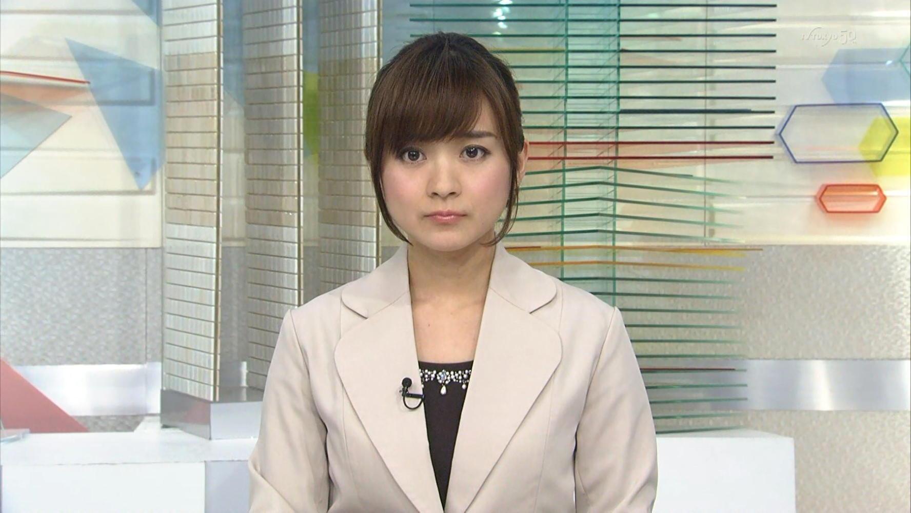 繁田美貴 TXNニュース 14/05/11:...