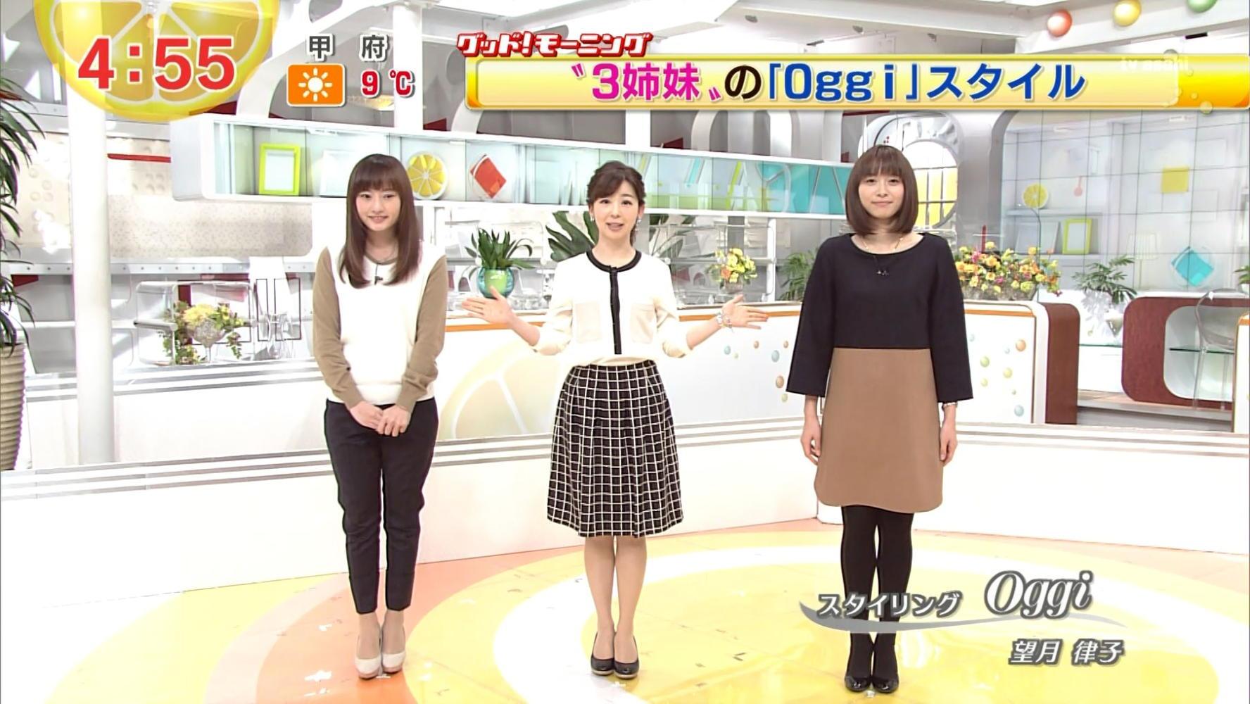 「グッド!モーニング」 : テレビ朝日!田中萌アナ、共演アナ ...