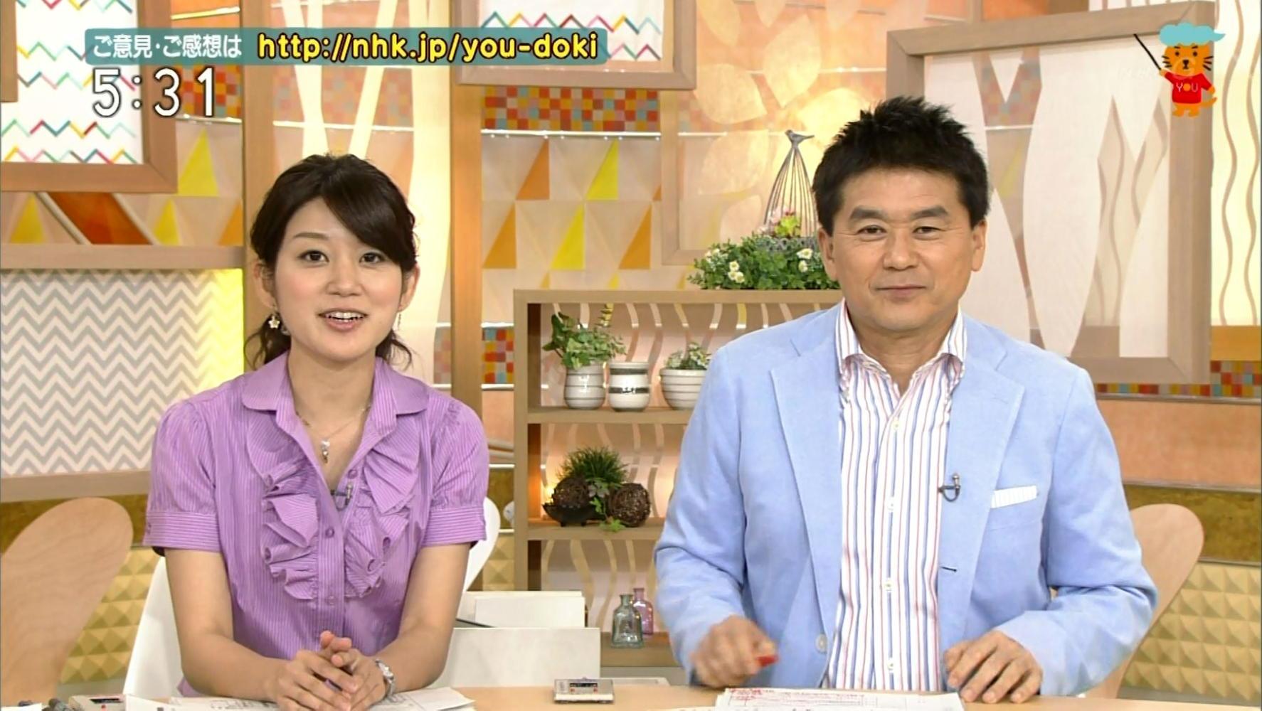 合原明子 ゆうどき 14/05/26:女...