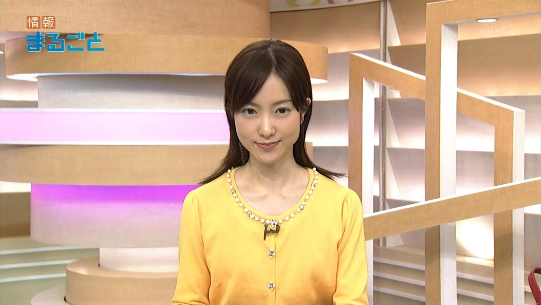 NHK時代の天明麻衣子