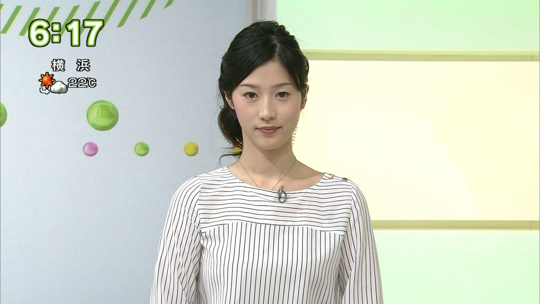 森花子 おはよう日本 15/04/16:...