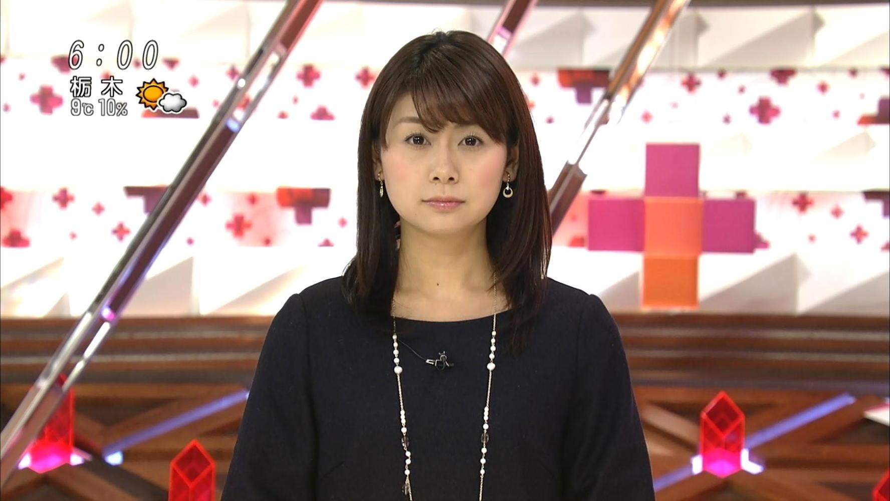 山中章子 産経テレニュースFNN 1...