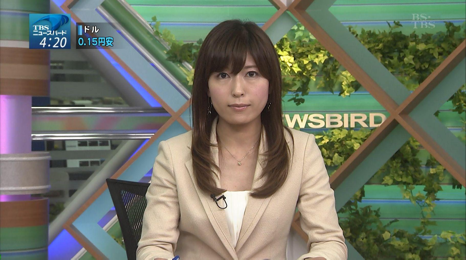 TBSニュースバード 佐藤友香©2ch.net->画像>53枚