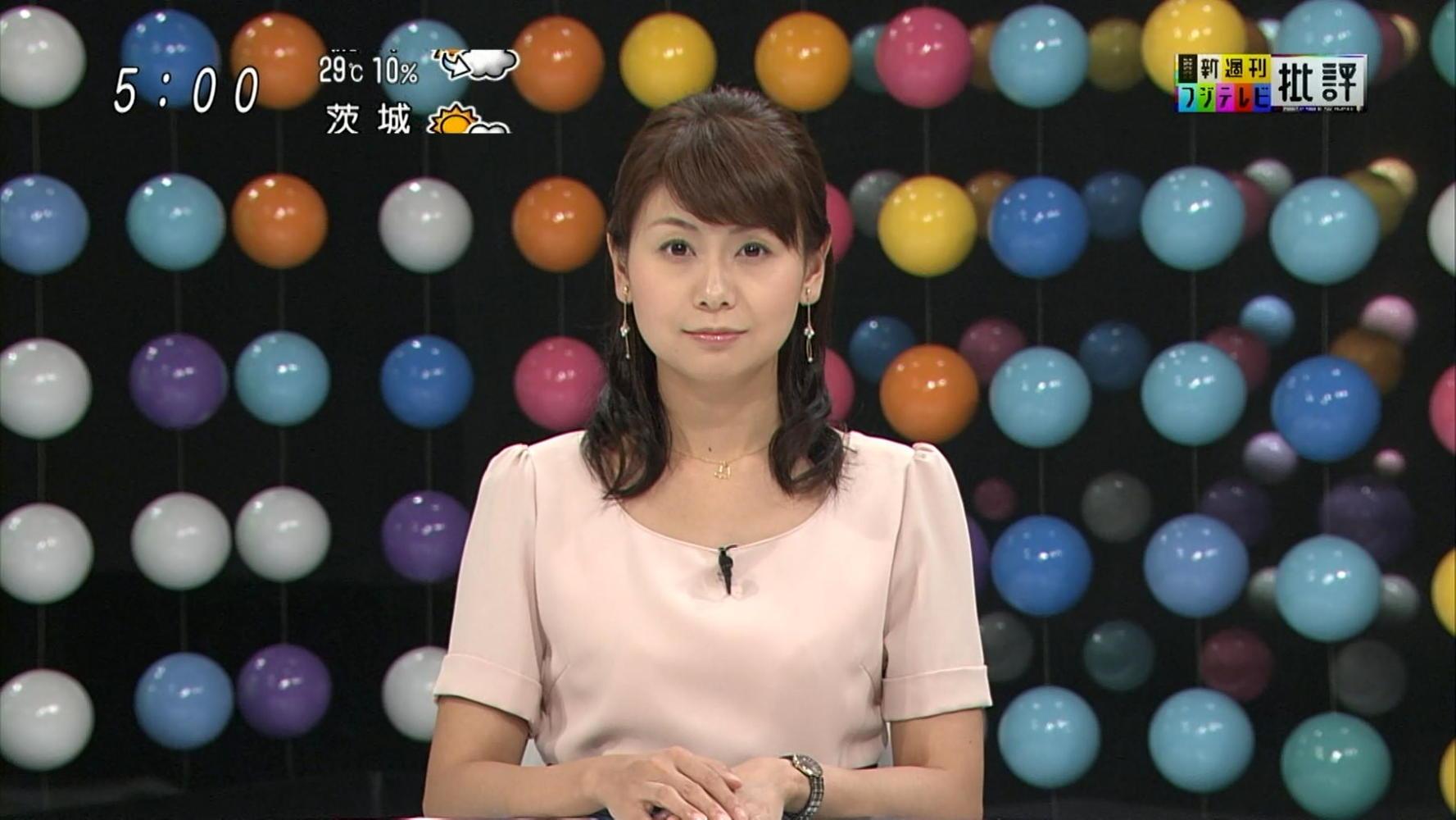 山中章子 週刊フジテレビ批評 13/09/21
