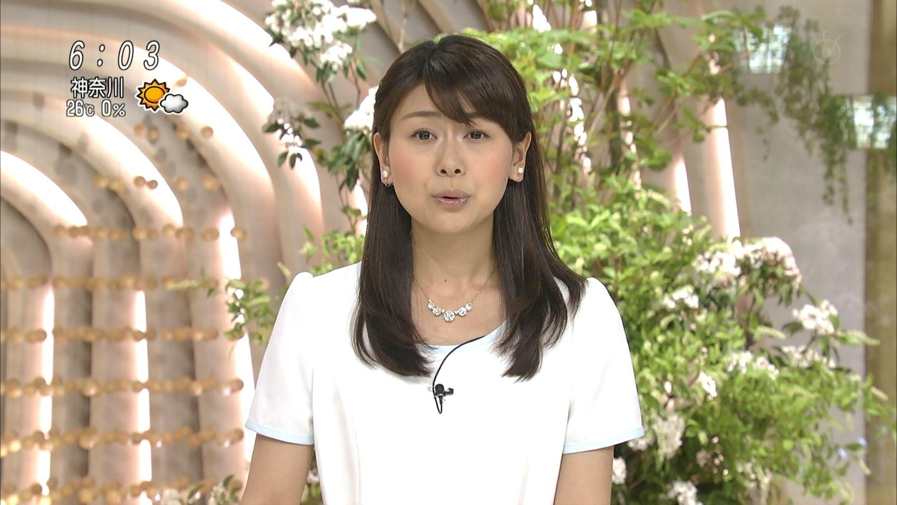 山中章子:女子アナキャプでも貼っておく ~Strategic Choice~ 女子アナキャプでも