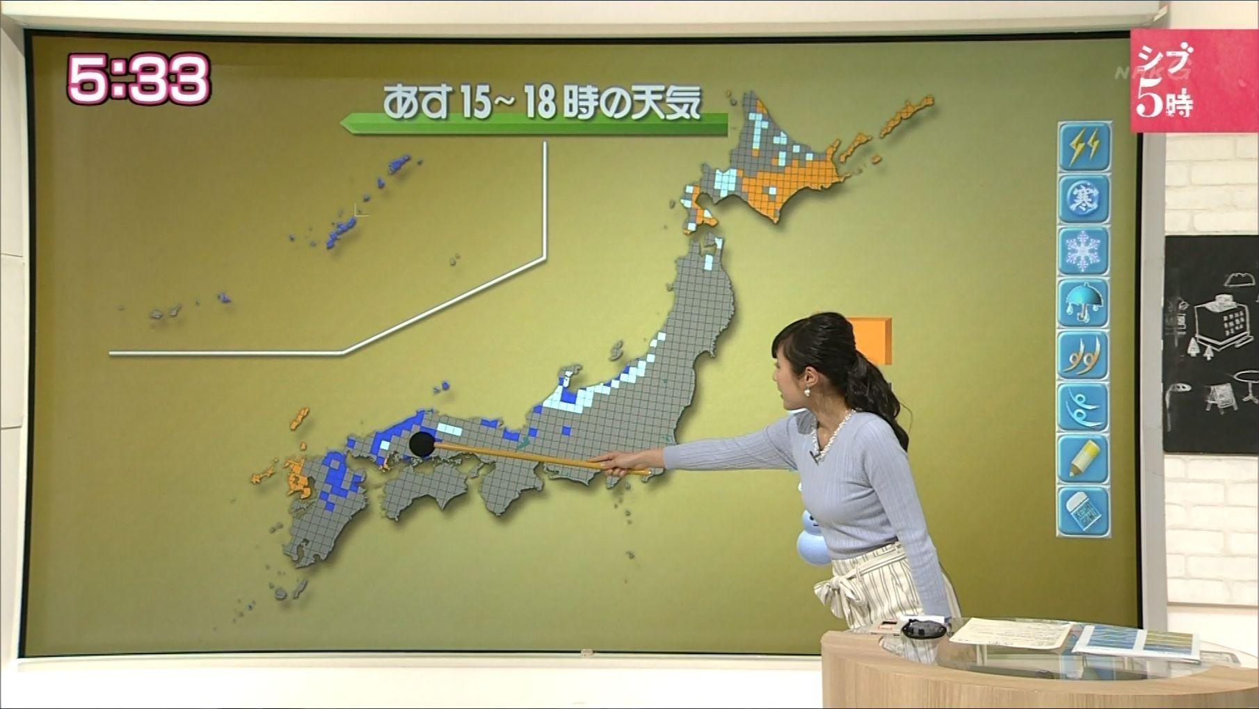 【気象予報士】平野有海Part2【ニュース シブ5時】 [転載禁止]©2ch.netYouTube動画>3本 ->画像>308枚