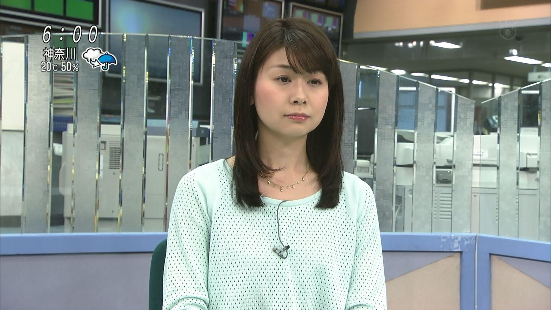 山中章子:女子アナキャプでも貼っておく ~Strategic Choice~