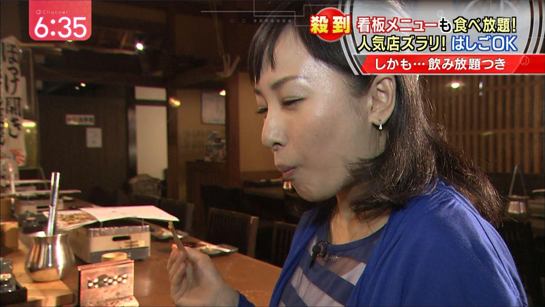 【ゆうどきネットワーク】 野口香織さん Part1YouTube動画>7本 ->画像>335枚
