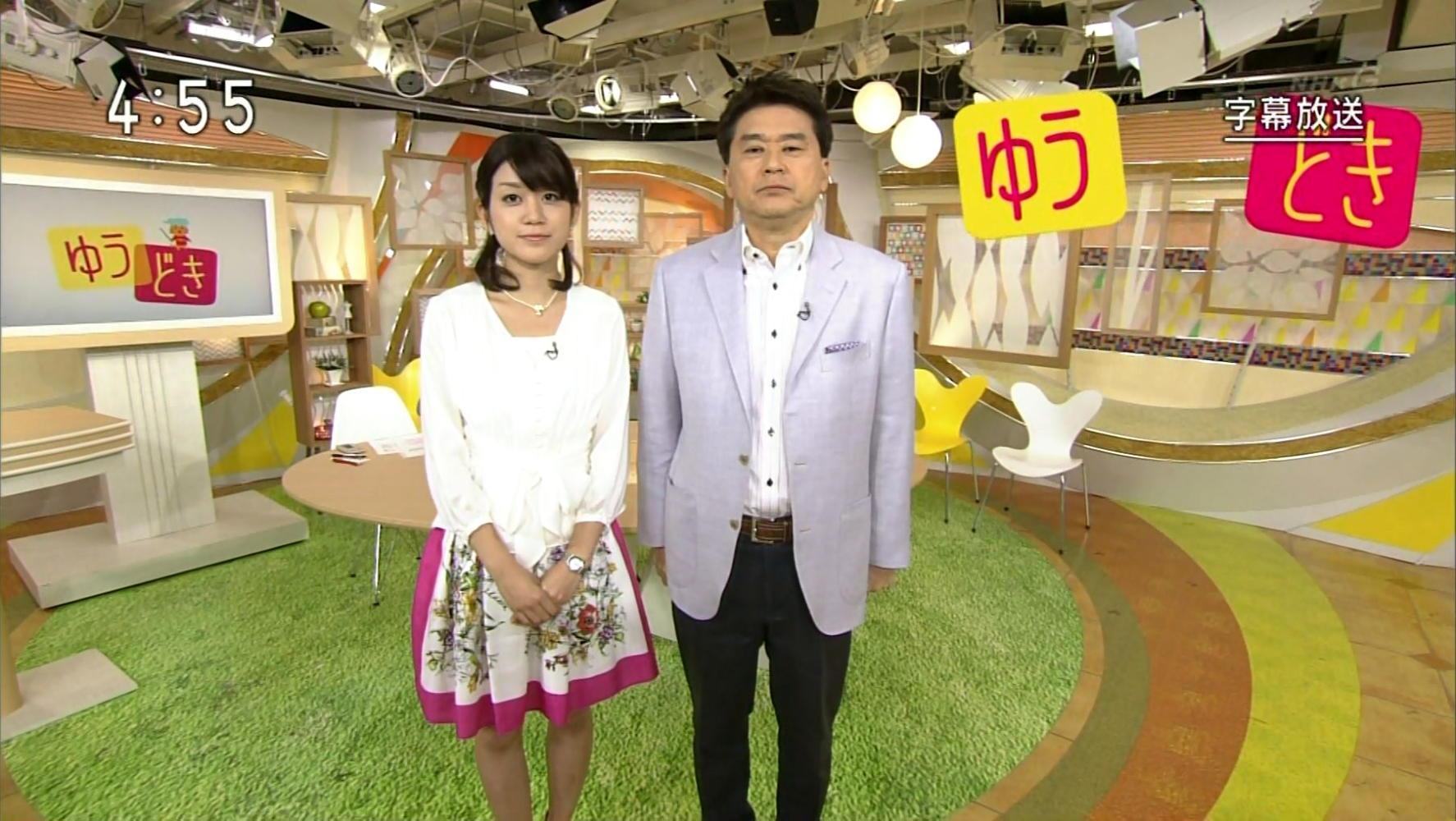 合原明子 ゆうどき 14/04/16:女...